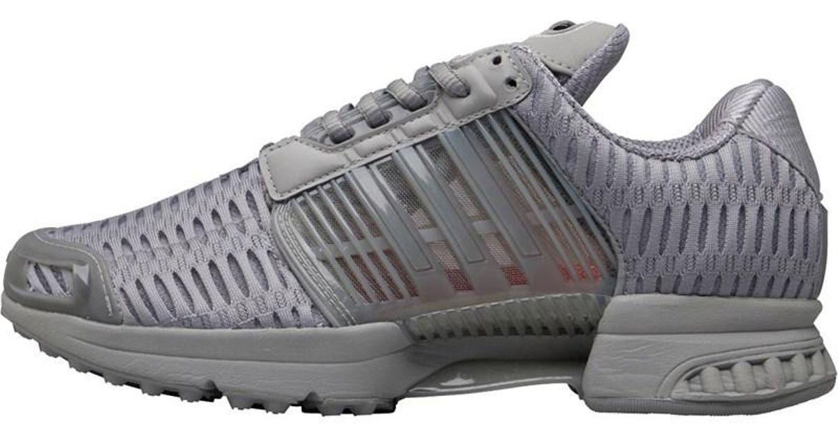 Adidas Originals Gray Climacool 1 Trainers Solid Greysolid Grey
