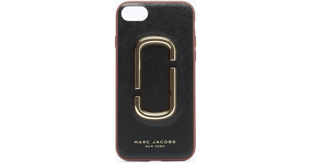 Marc Jacobs Black Double J Iphone 7 Case