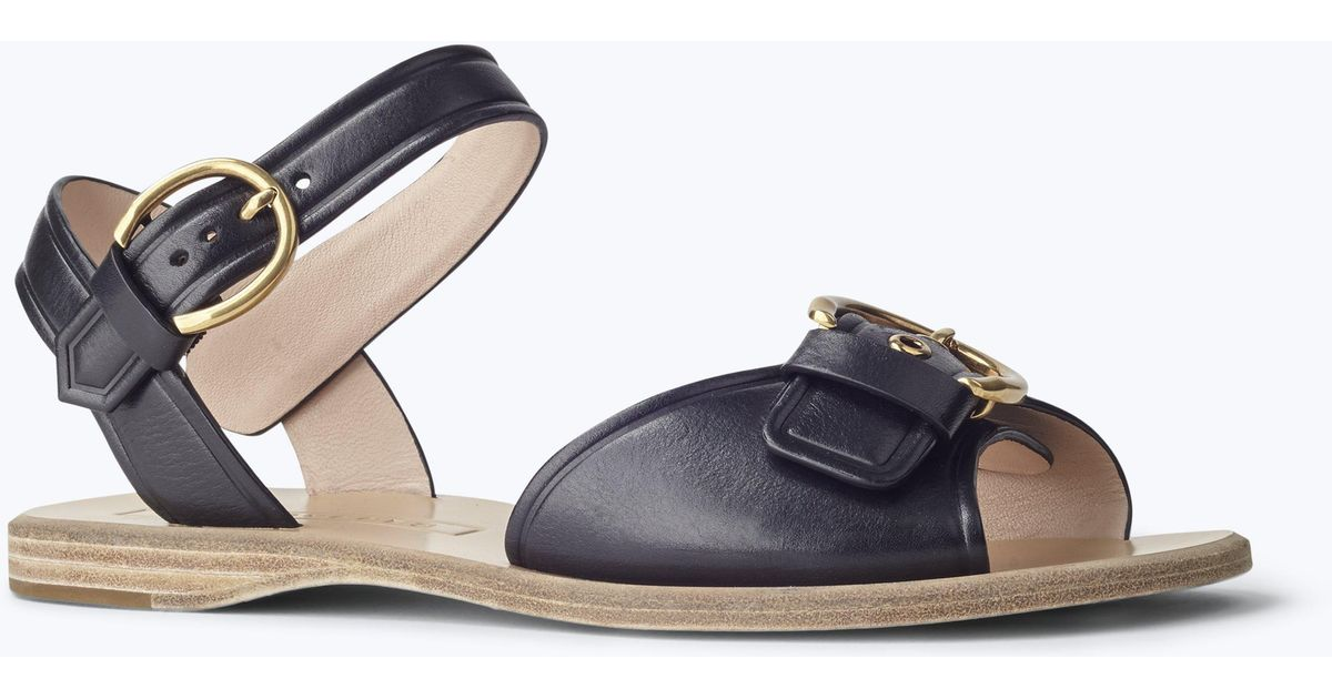 Marc Jacobs Horizon Leather Sandal TzmtIM