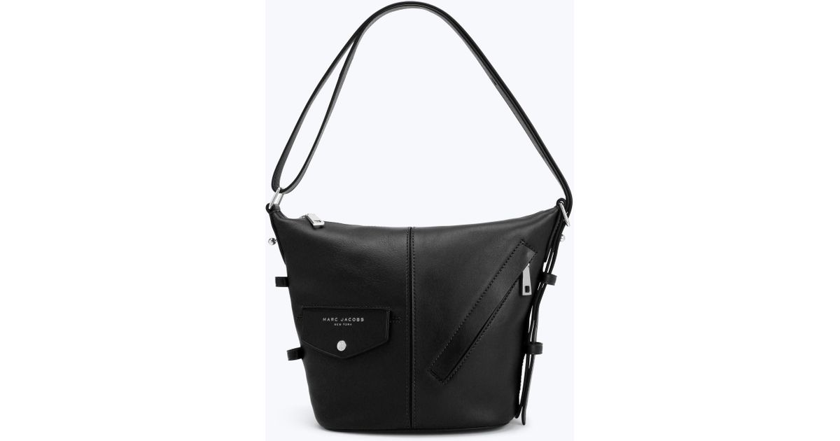 ee68246d21 Marc Jacobs The Mini Sling Bag in Black - Lyst