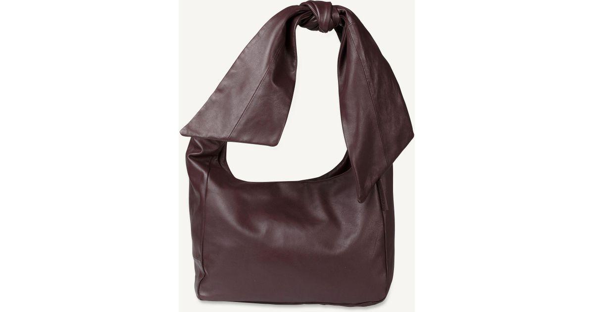 Women's Kassi Nappa Handbag by Marimekko