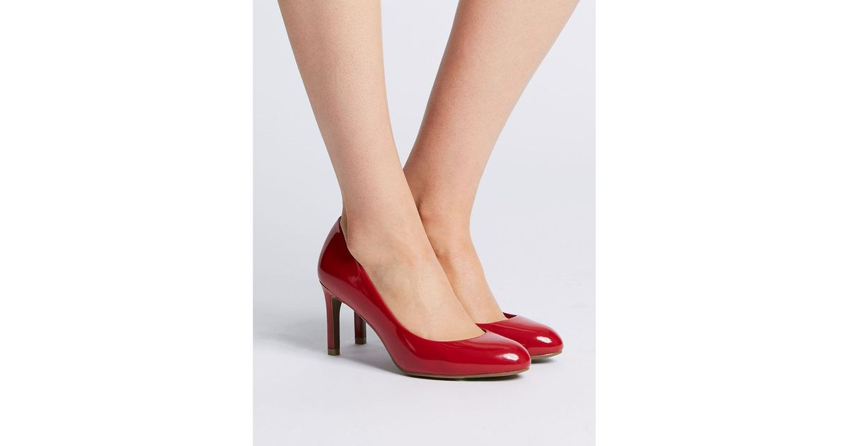 Marks \u0026 Spencer Wide Fit Stiletto Heel