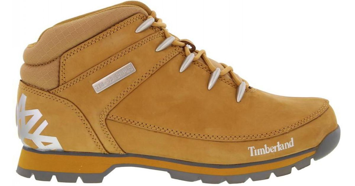 3b3aac5148a Timberland Multicolor Euro Sprint Hiker Tb0a1tzv Wheat Boots for men