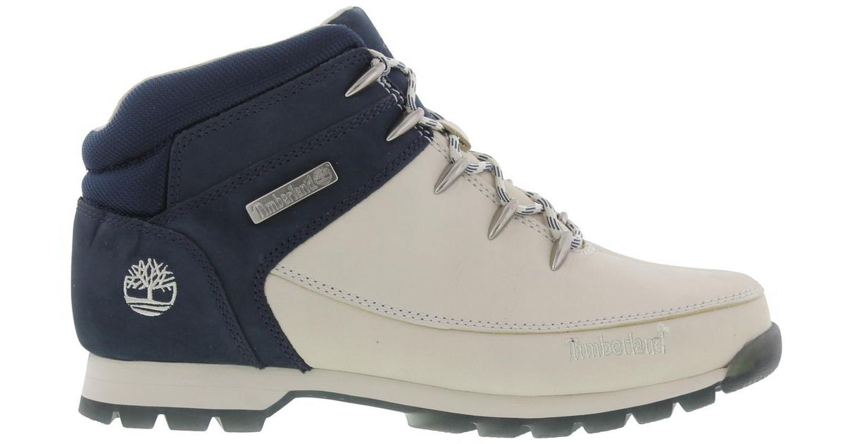 fcb5dd7136a Timberland Multicolor Euro Sprint Hiker Boots for men