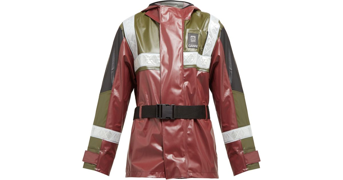 193806a55 Ganni - Multicolor X 66north Askja Jacket - Lyst