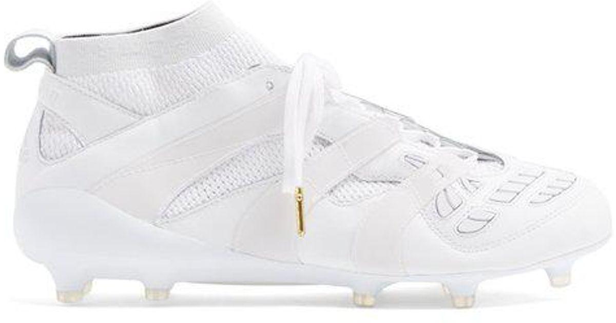 sports shoes 71174 fa4b0 Lyst - adidas Originals X David Beckham Predator Accelerator Fg Boots in  White for Men