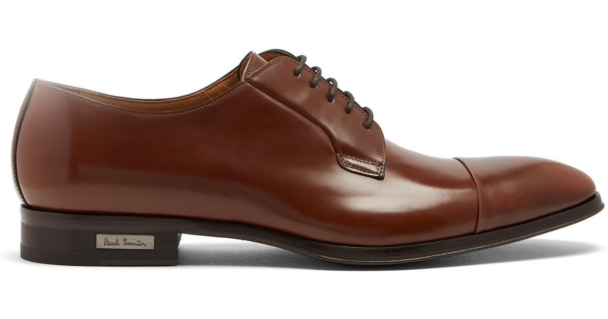Pre-owned - Leather lace ups Paul Smith 2XOTakWOwX