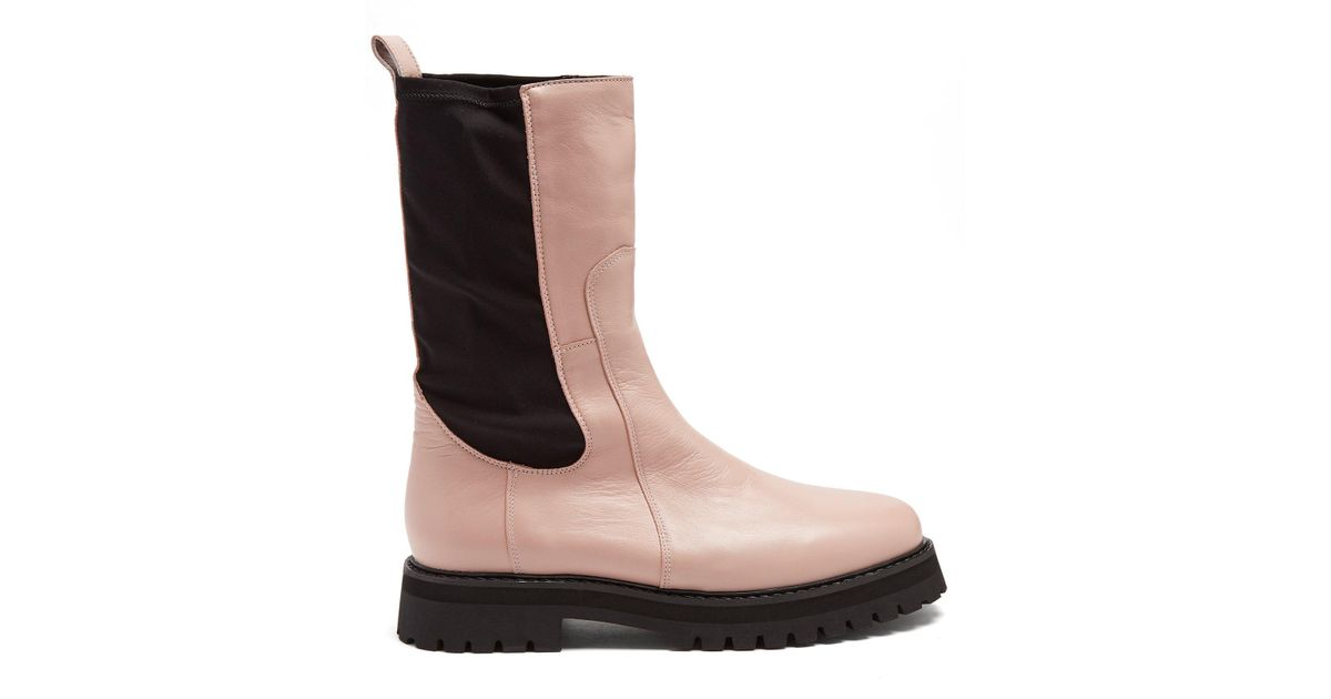 4eafab93ebce marquesalmeida-light-pink-Klara-Leather-Chelsea-Boots.jpeg