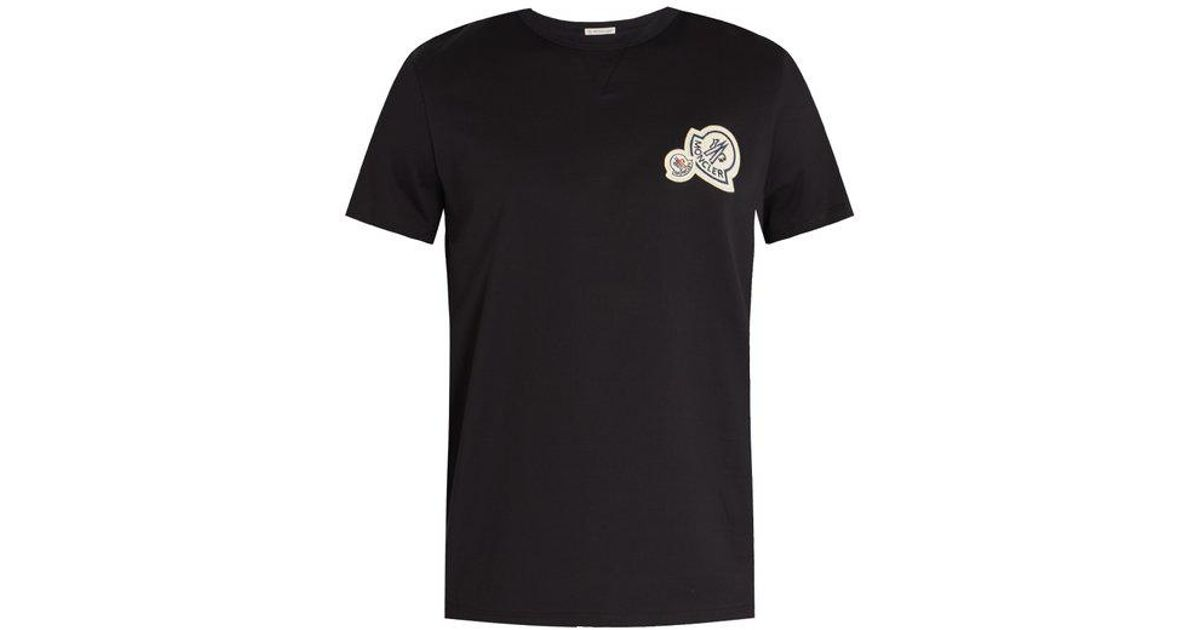 moncler black badge