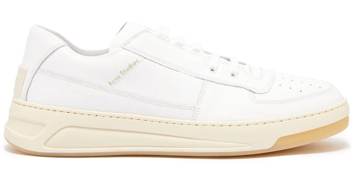 Acne Studios Perey Lace Up Sneakers in