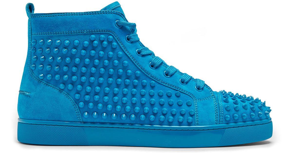 louis vuitton spike shoes