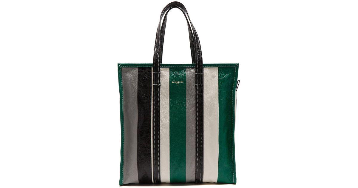 En M Homme Green Pour Coloris Shopper Bazar Balenciaga Lj354ARq