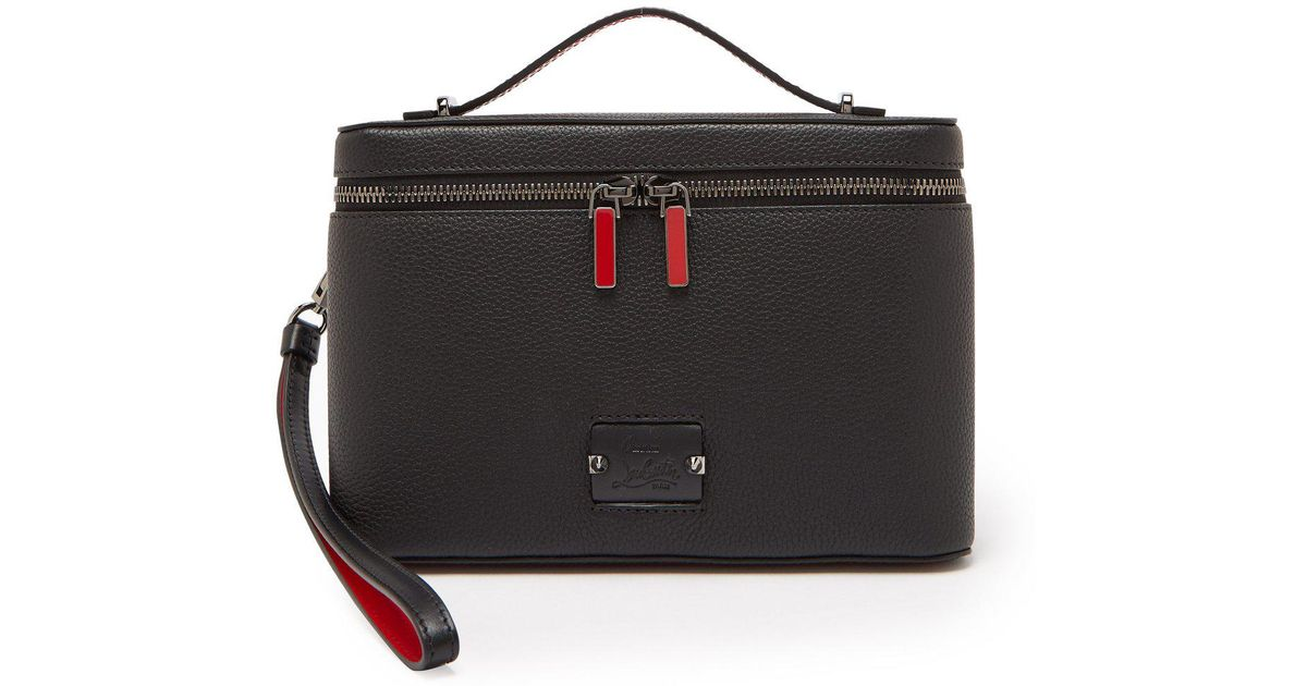 50d4a11d621 Christian Louboutin Black Kypipouch for men