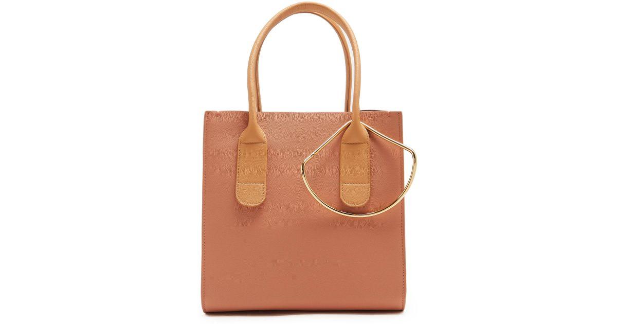 Mini weekend leather bag Roksanda Ilincic sVVwy