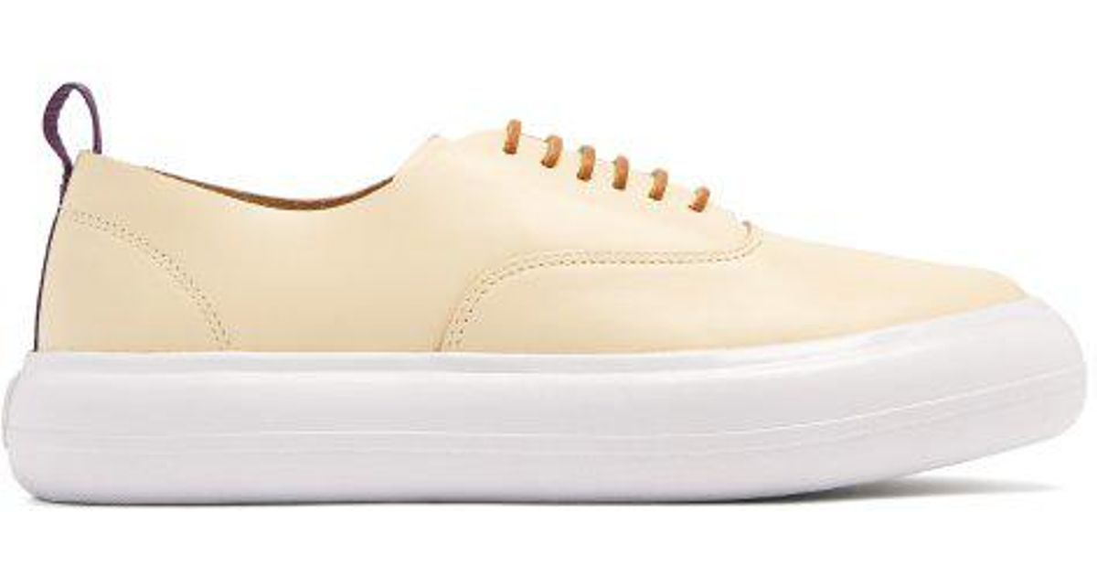 Cheap Wide Range Of Authentic For Sale Maritime leather trainers Eytys Discount Sale 65Z8CY79p