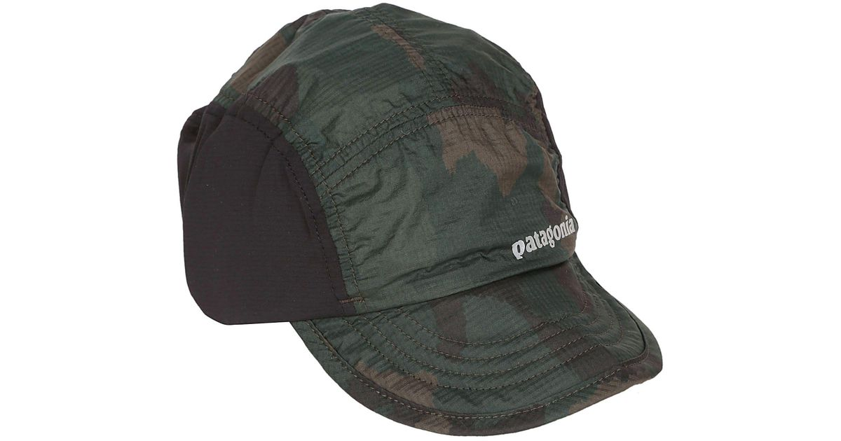 ac41d683 Patagonia Green Polyester Hat in Green for Men - Lyst