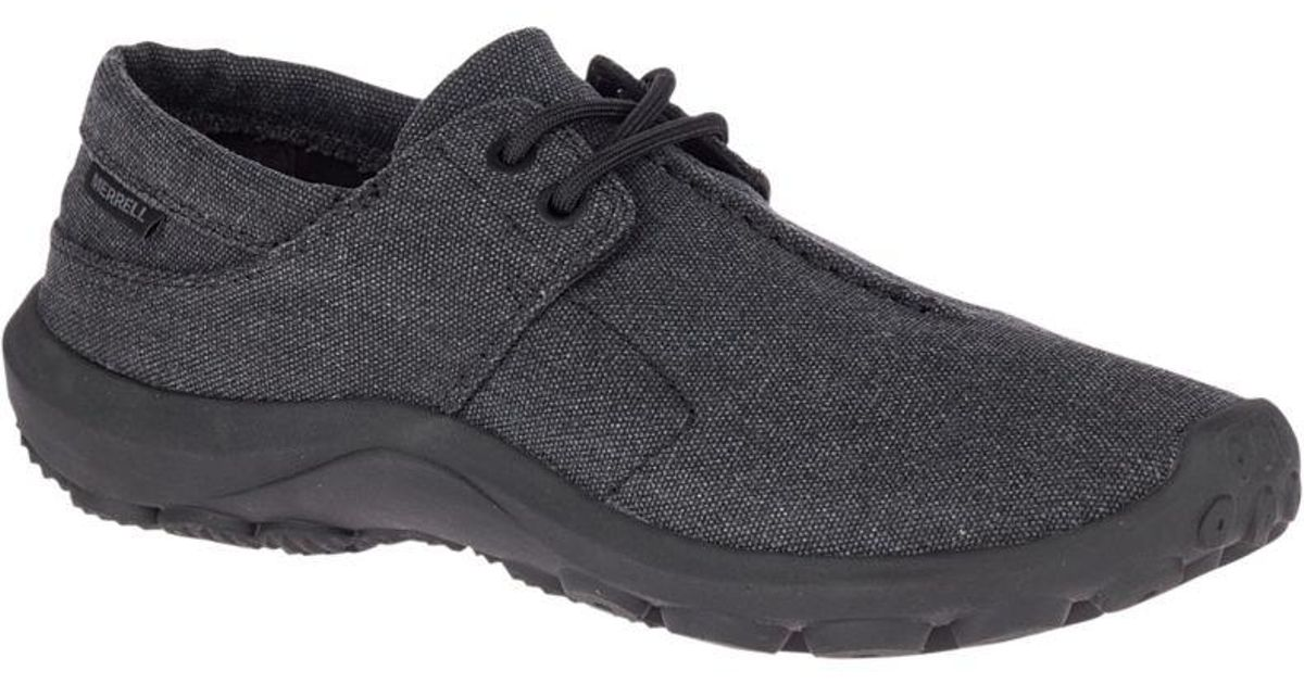 Merrell Jungle Ayers Lace in Black for