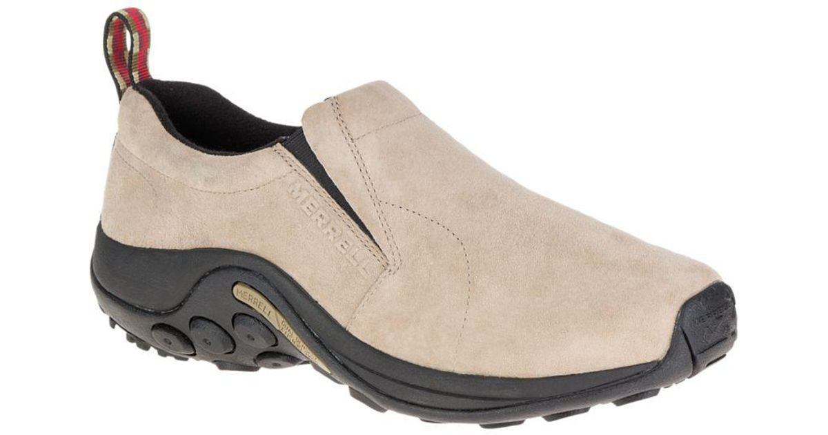 Merrell Suede Jungle Moc Wide Width for