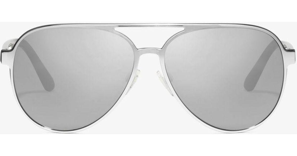 405fafbf223c Michael Kors Harper Sunglasses in Black for Men - Lyst