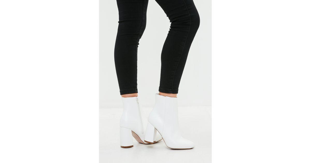 hvit round toe støvler promo code for