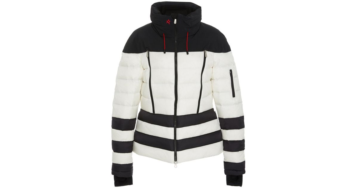 Moment Lyst Quilted Perfect In Down Polar Jacket Black Shell Drawstring Bqndw4H
