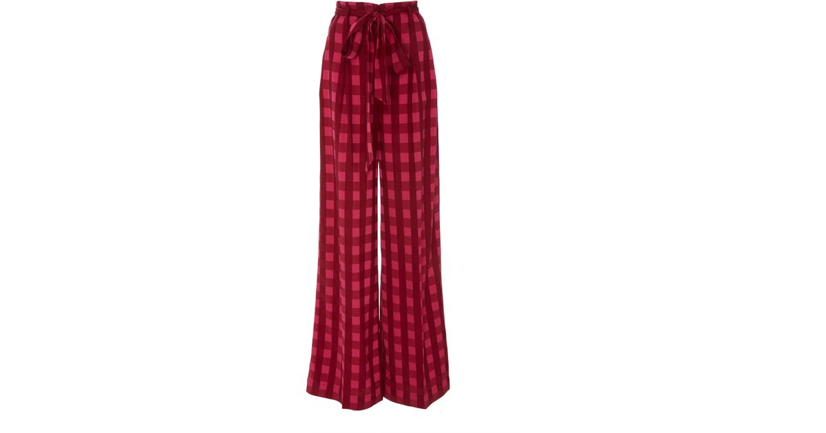 Buy Cheap Excellent Stirling Check Trouser Temperley London Best Wholesale For Sale O5OTwF