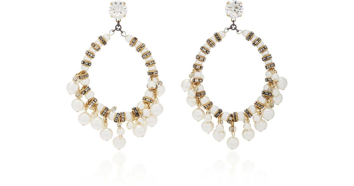 Pretty Woman Pearl Earrings Erickson Beamon pecB3t4CBY