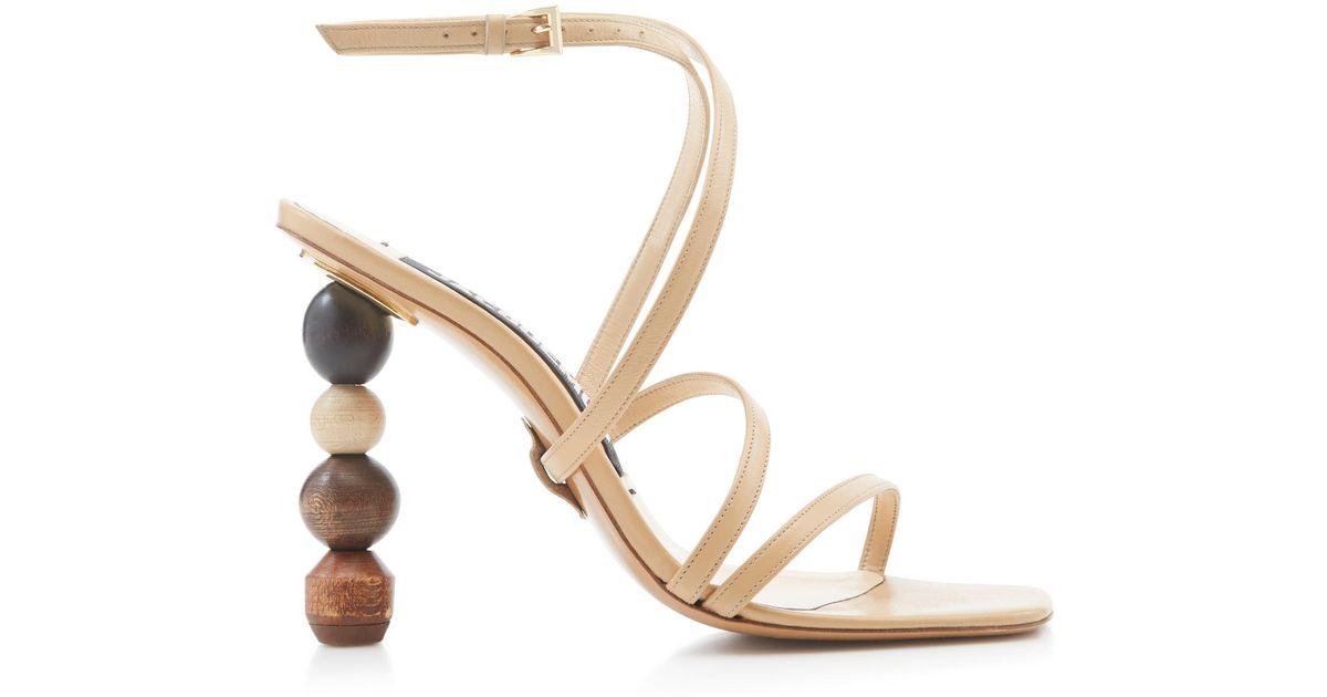 Women's Rumba Sandal by Jacquemus