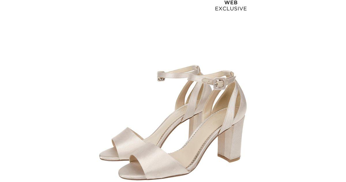 Cheap Monsoon Dalia Diamante Sparkle Sandals on sale