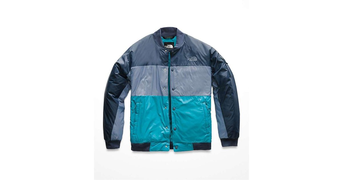 0e680c3b7 The North Face Blue Presley Insulated Jacket for men