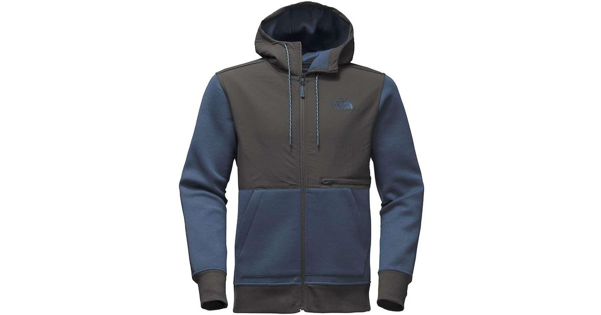 2673bd4b1 The North Face Blue Blocked Thermal 3d Jacket for men