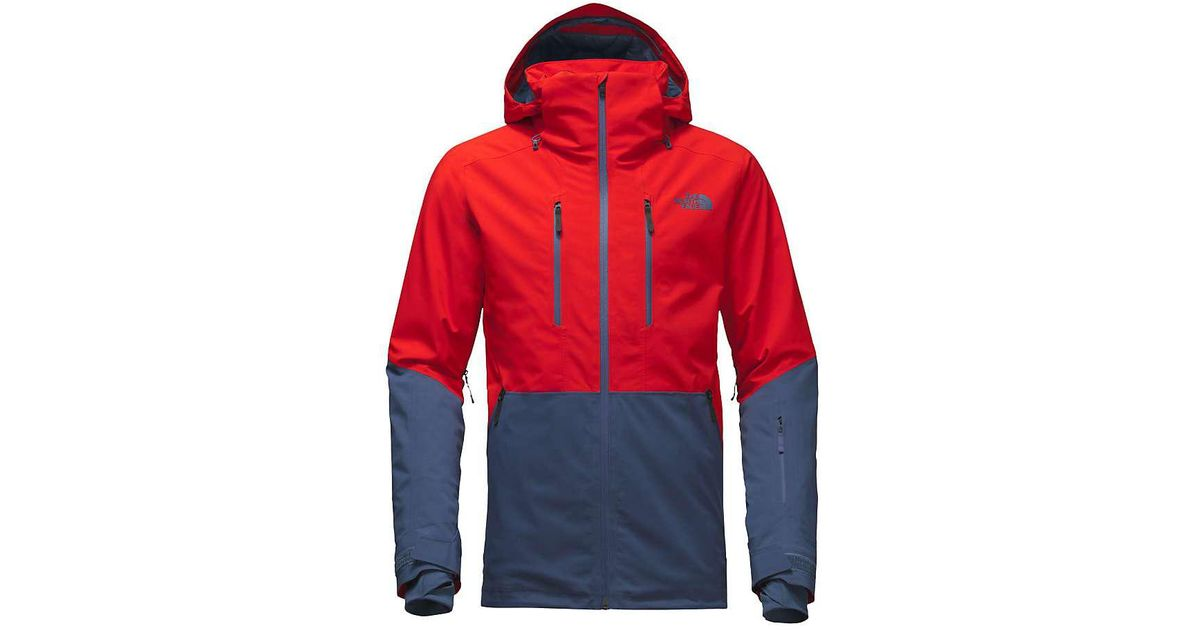 0b0963794 The North Face Red Anonym Jacket for men