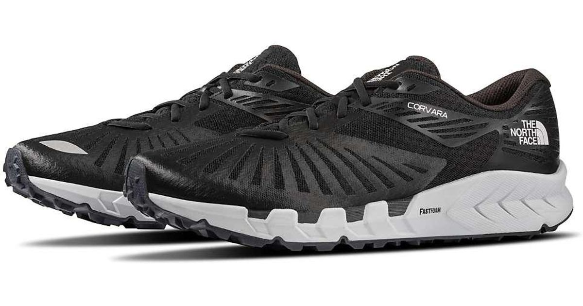 26d524ee6 The North Face Black Corvara Shoe for men