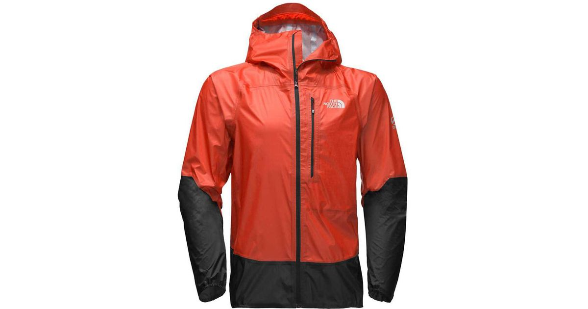 58aff7a96 The North Face Red Summit L5 Ultralight Storm Jacket for men