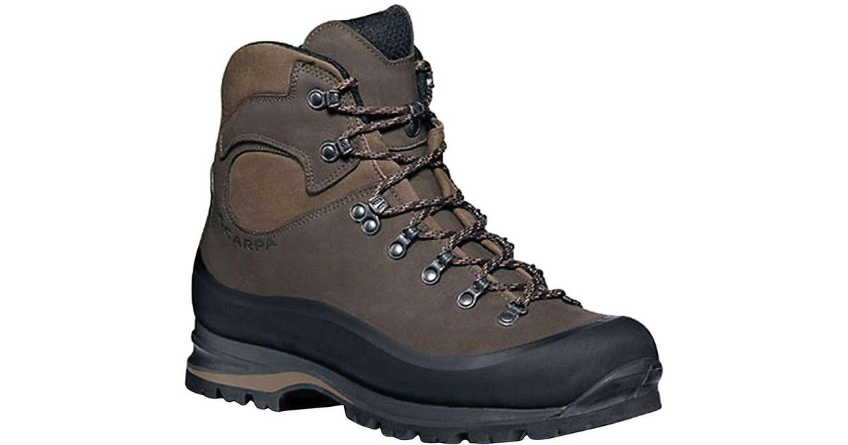 0c772288f5a SCARPA Brown Nepal Pro Gtx Boot for men