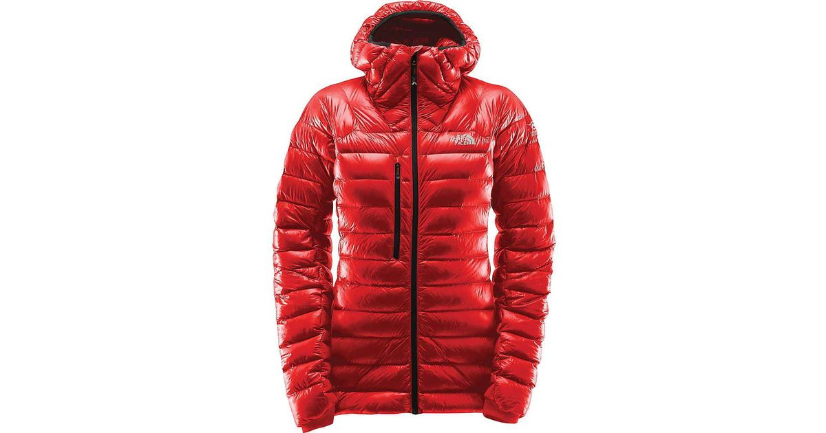 686bd1d7e The North Face Red Summit Series L3 Proprius Down Hoodie
