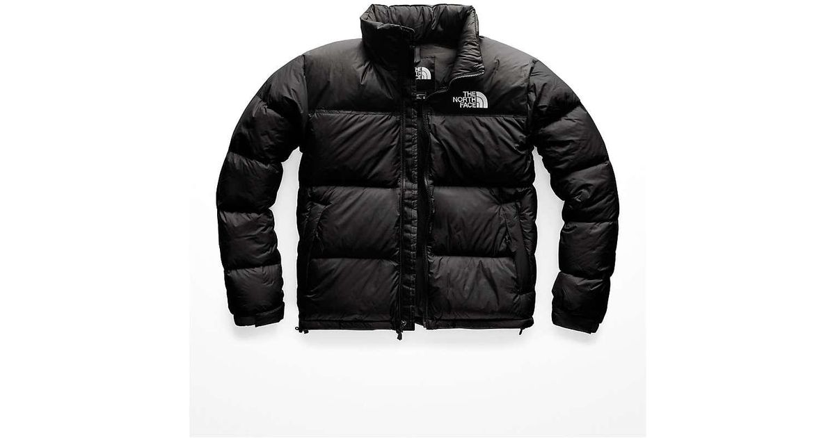 Lyst - The North Face 1996 Retro Nuptse Jacket in Black for Men 4bcf9725b