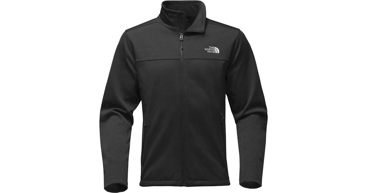 402a9dee8 The North Face Black Apex Canyonwall Jacket for men