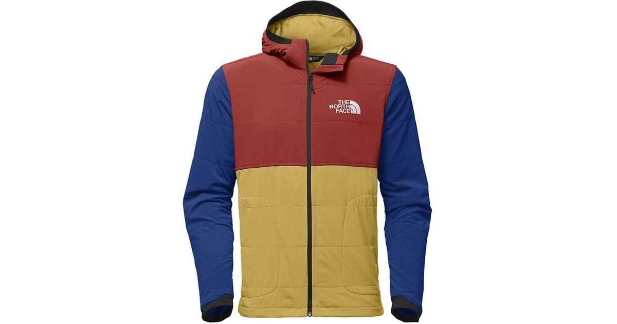 862913064 The North Face Multicolor Mountain Sweatshirt Full Zip Hoodie for men