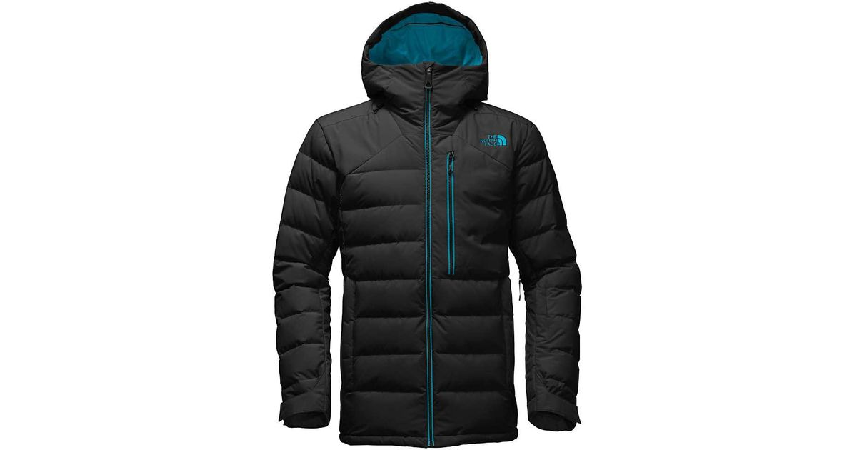 a880ee48b The North Face Black Corefire Down Jacket for men