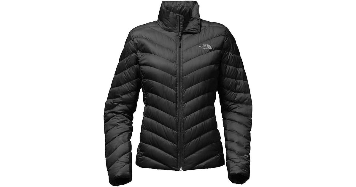8b3d881b2a9e Lyst - The North Face Trevail Jacket in Black