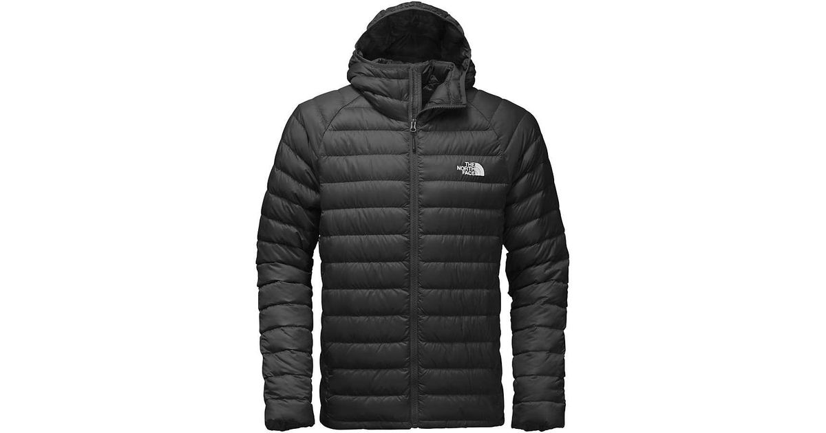 329c2f8ee The North Face Black Trevail Hoodie for men