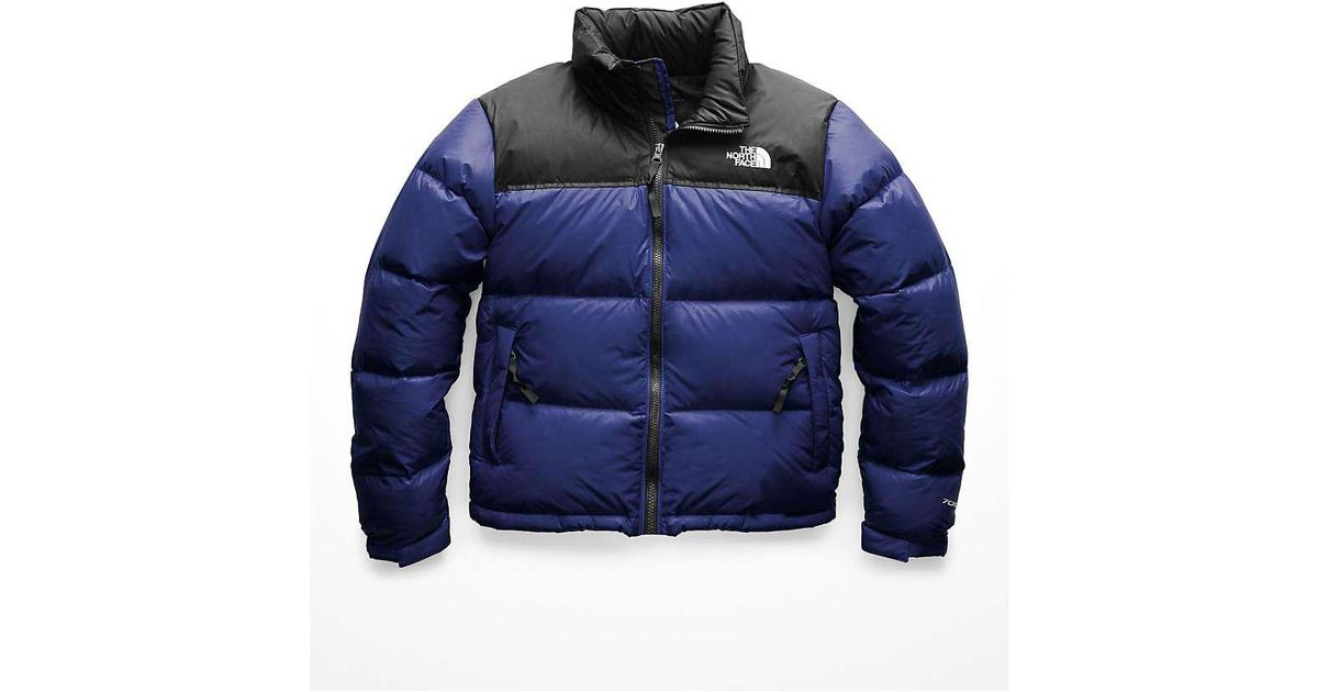 4e543b93f0 Lyst - The North Face 1996 Retro Nuptse Jacket in Blue for Men - Save 50%