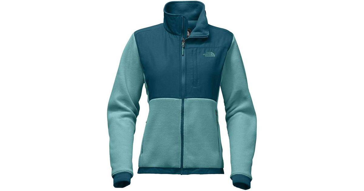 c34537ffa9f7 Lyst - The North Face Denali 2 Jacket in Blue