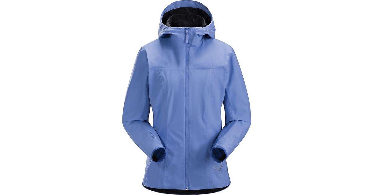9467ed0e149 Lyst - Arc'teryx Solano Hoody in Blue