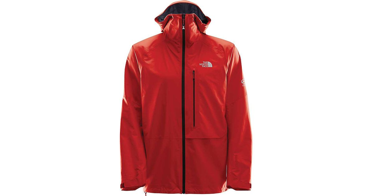 895f181f ... coupon code for lyst the north face summit series l5 proprius gtx  active jacket in red ...