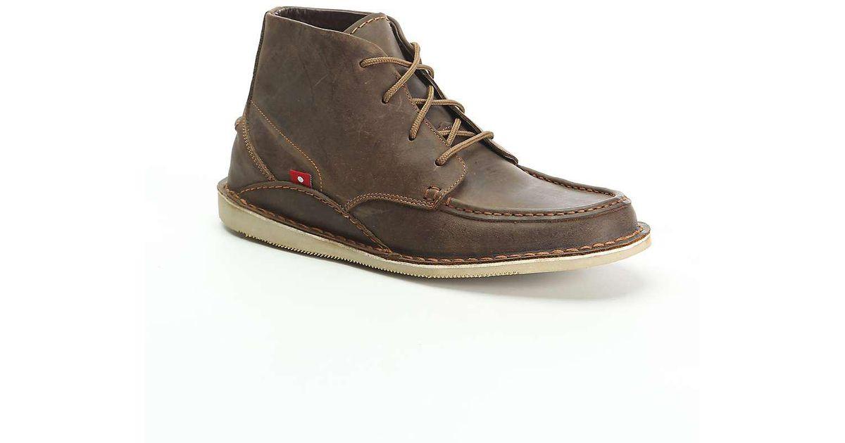 2c2fc0f2c56 Oliberte Brown Mogado Hi Boot for men