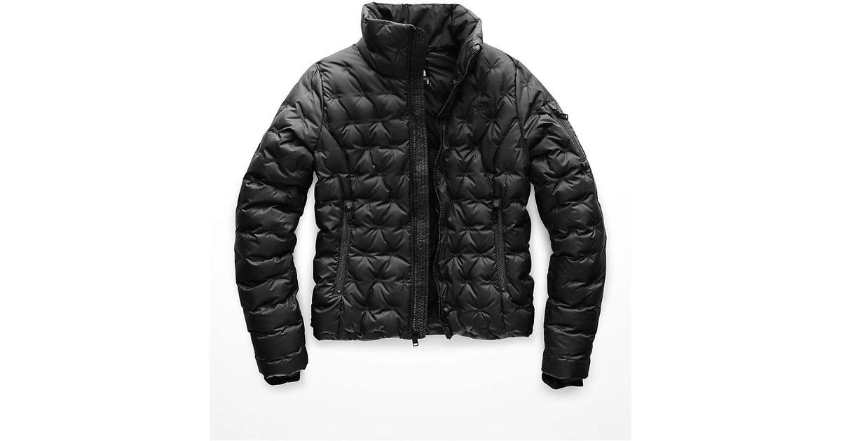 9809ab898 The North Face Black Holladown Crop Down Jacket