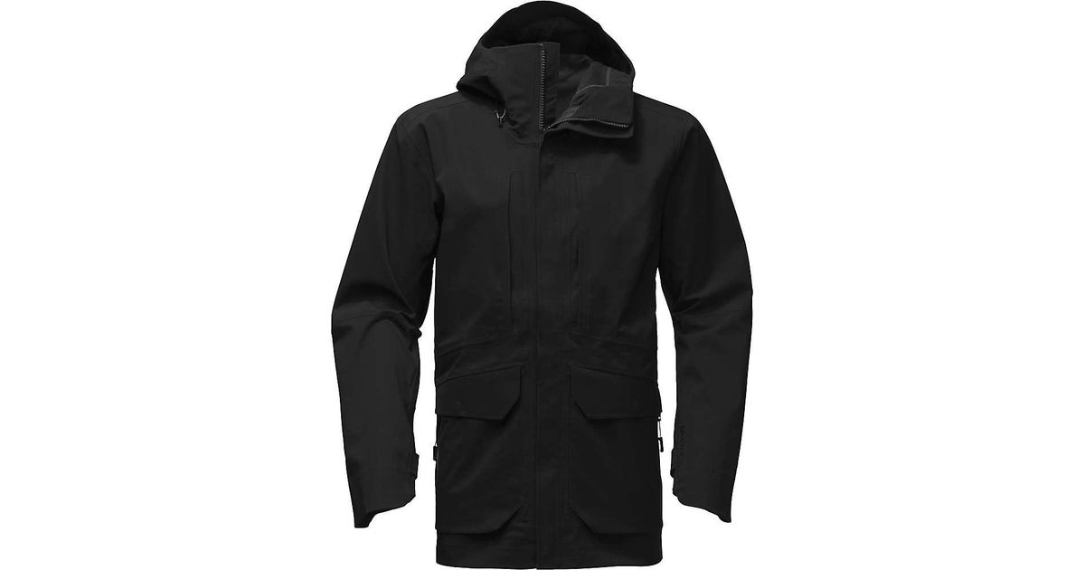 4e195789d The North Face Black Cryos Gtx Triclimate Jacket for men