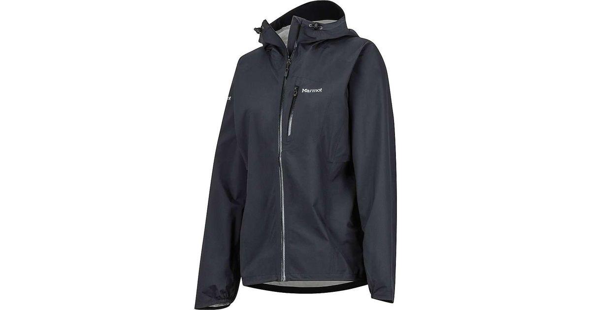 21e0c1590e Marmot - Black Essence Jacket - Lyst